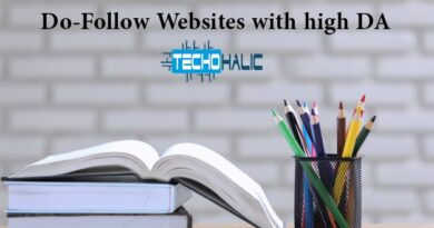 Do-Follow Websites with high DA