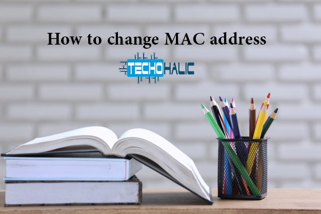 How to change MAC address