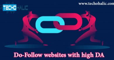 Top 100 Do-Follow Websites with high DA