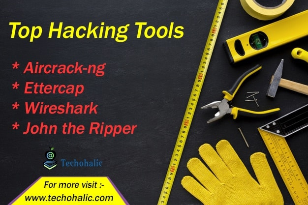 Top 5 Hacking Apps for PC